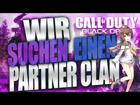 Wir suchen einen Partner Clan :