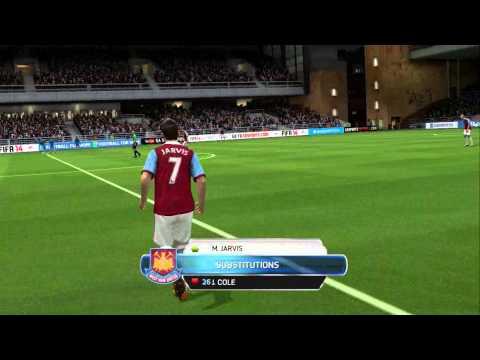 2013 .11.24 England Premire League West Ham United F.C. vs Chelsea F.C. (웨스틑햄 vs 첼시) simulation
