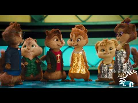 Cara Delevingne - I Feel Everything | Alvin and Chipmunks