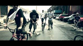 "Brown Bag AllStars - ""Rhett Committed Murder"" Prod. by DJ Rhettmatic (OFFICIAL VIDEO)"