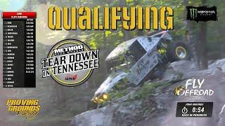 Teardown Qualifying