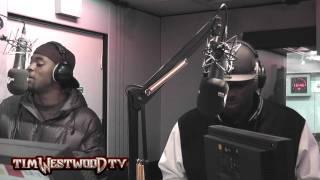 P Money & Blacks freestyle - Westwood