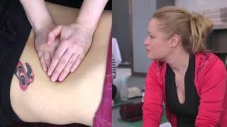 Jacynthe vous présente l'atelier: Complice de notre organisme par le massage de l'abdomen avec Noémie Gélinas (Enseignante en massage Lomi-atsu)