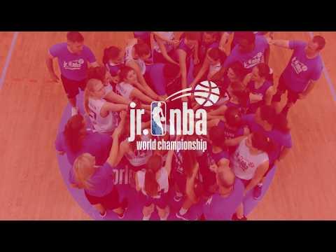 Våra svenskar på Jr. NBA World Championship Europe Camp! 🇸🇪🏀