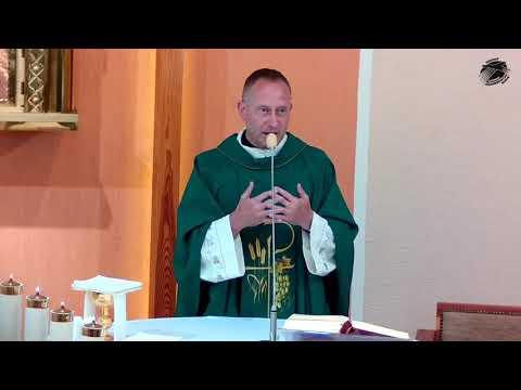 11 - o. Dominik Chmielewski SDB – Koniec časov, Eucharistia a Mária, sila Kristovho tela a krvi