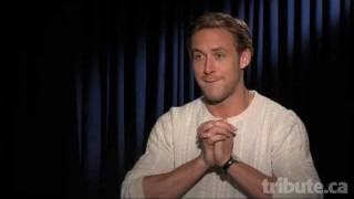 Ryan Gosling - The Ides of March / Drive Interview - TIFF 2011