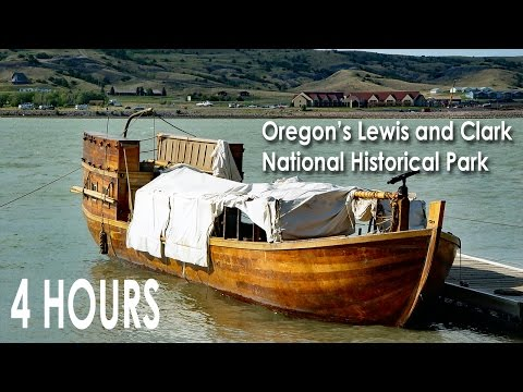 4 Hours at Lewis and Clark National Historical Park