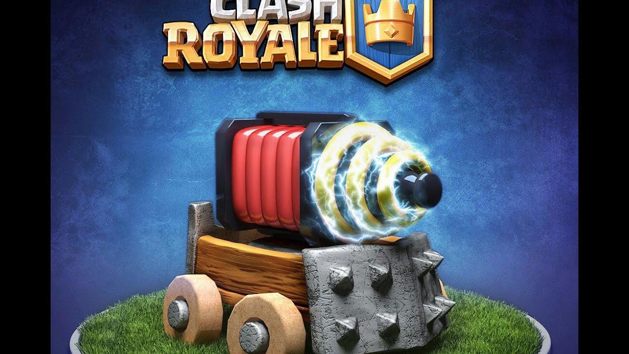 Clash Royale Sparky