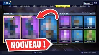 BOUTIQUE FORTNITE du 20 Février 2019 ! ITEM SHOP February 20 2019
