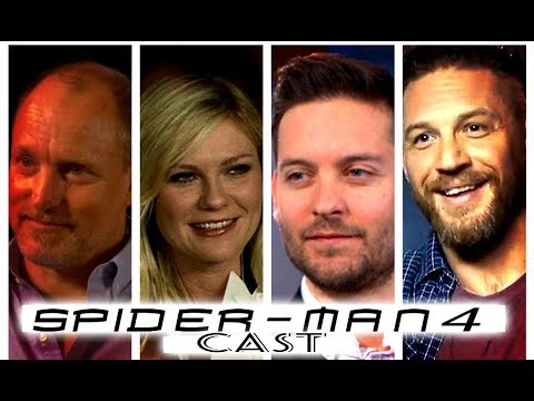 SPIDER-MAN 4 Cast Interview Fan Edit - Tobey Maguire,Tom ...