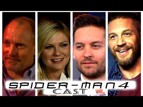 SPIDER-MAN 4 Cast Inte...