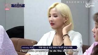 [EngSub] (G)I-dle choosing 2NE1 songs to perform on Queendom_HD