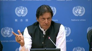 Prime Minister of Pakistan on the situation in Kashmir – Press Briefing