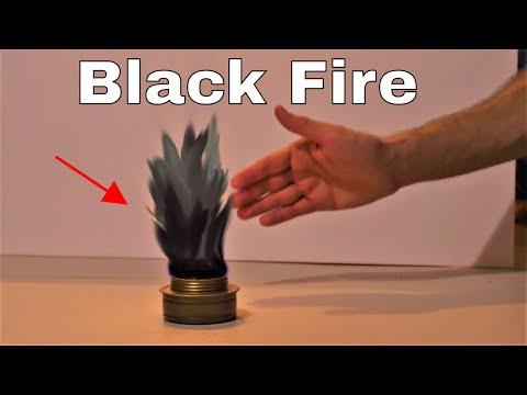 David Black - Cool Science: Black Flame