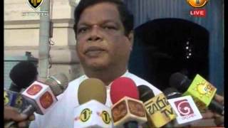 Newsfirst GCE A/L Economics question paper - Education Minister lodges complaint with CID