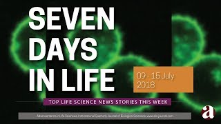 Seven Days in Life (09 - 15 July 2018)