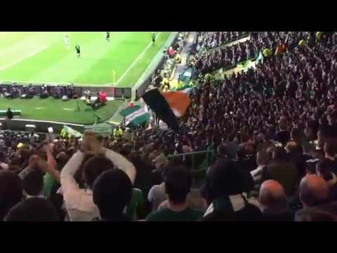 Celtic Fans | Standing Section - Sean South of Garryowen