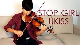 Stop Girl Violin Cover - UKISS - Daniel Jang