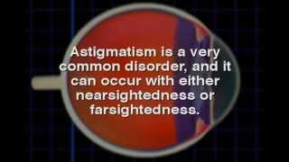 What is Astigmatism? How does it cause eye strain?