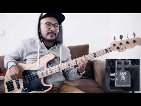 Indonesian Bass channel - XOTIC BASS BB PREAMP