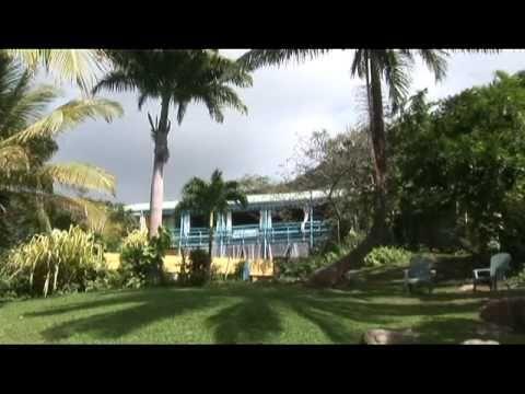 Montserrat British West Indies Royal Palm Club For Sale