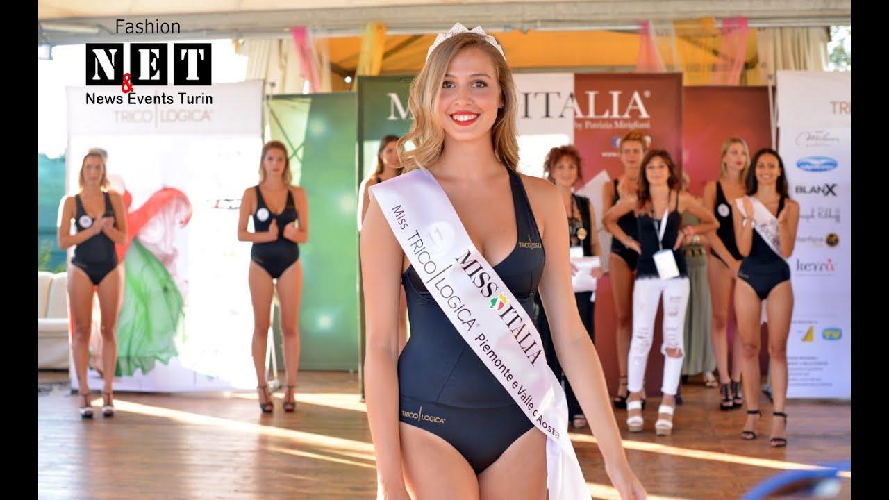 Miss Italia selezioni a Torino uscita costumi da bagno - YouTube