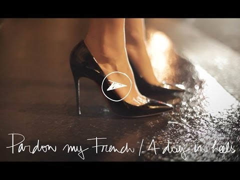 A Day In Heels / Pardon My French: Garance Doré