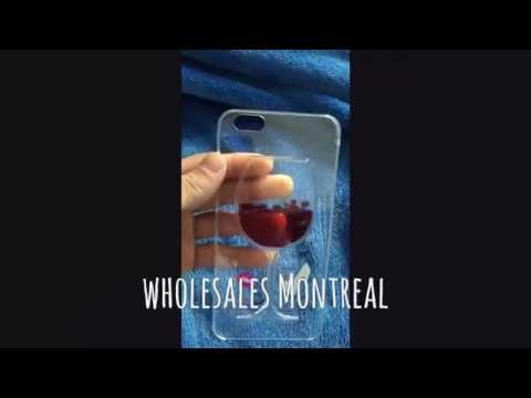 liquid phone case iphone and Samsung ( Wholesales Montreal Market )