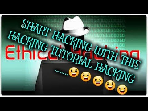 Start Ethical hackingWHITE HAT HARKERwith legal information about hacking CLASS in Hindi on android