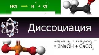 Электролитическая диссоциация: история кислот и оснований. Часть 1. [ChemistryToday]