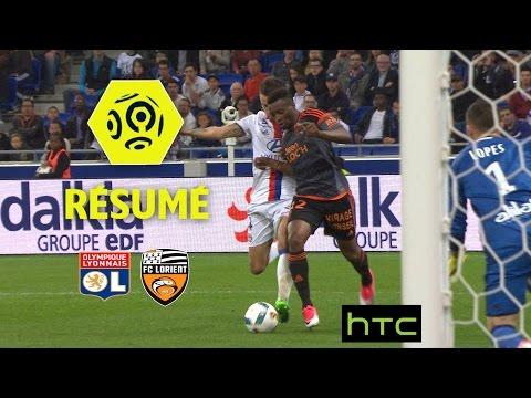 Olympique Lyonnais - FC Lorient (1-4)  - Résumé - (OL - FCL) / 2016-17
