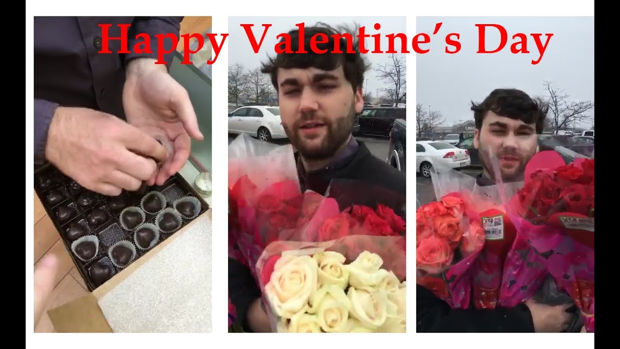 Making Peoples Valentines Day Amazing!!!!