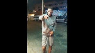 Homeless Man Sings Again