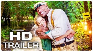 JUNGLE CRUISE Teaser Trailer (NEW 2019) Dwayne Johnson Disney Movie HD