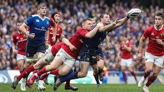 Round Six Highlights: Leinster Rugby v Munster Rugby | 2016/17 season