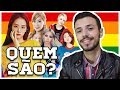 Download Idols Que Apoiam A Causa Lgbt