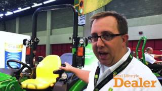 introducing john deere s 2r series compact utility tractor