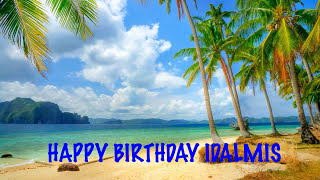 Idalmis  Beaches Playas - Happy Birthday