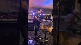 Black Dog - Paranoid (Cover of Black Sabbath) - Live @ The Halfway Inn 27/08/21)