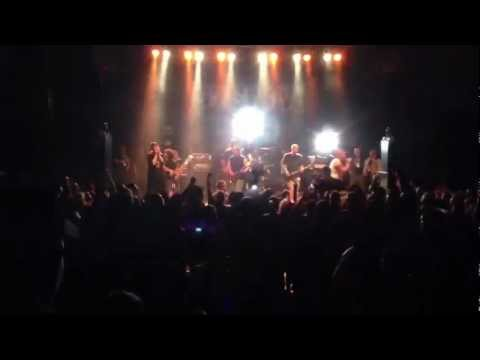Stemm - Face the Pain feat. Louis and TJ Live at Town Ballroom Buffalo, NY 12-01-2012