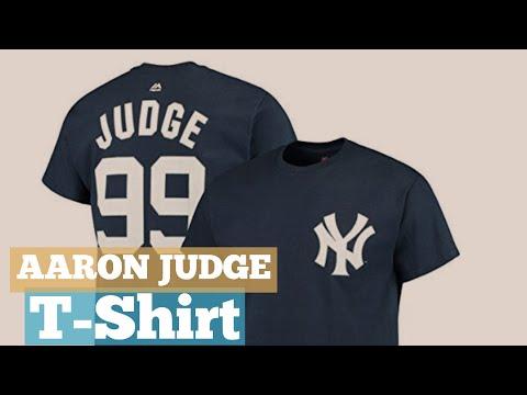 Aaron Judge T-Shirt // Best Sellers Graphic Tees