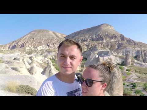 Turkey Trip: Istanbul, Antalya, Cappadocia