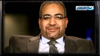 Qoloub Series   مسلسل قلوب - مشهد حمزة البسيونى ونصيحتة للشعب المصرى