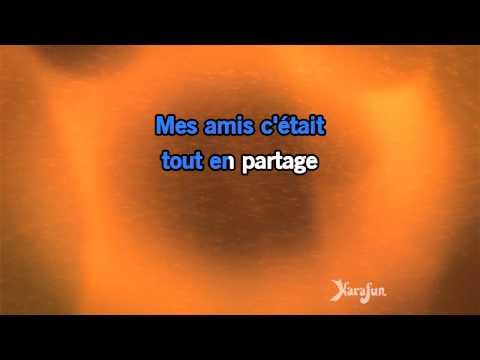 Karaoké Mes emmerdes - Charles Aznavour *