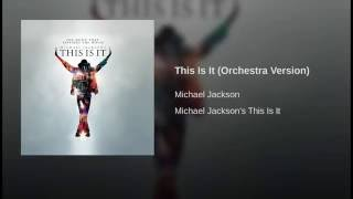This Is It (Orchestra Version)