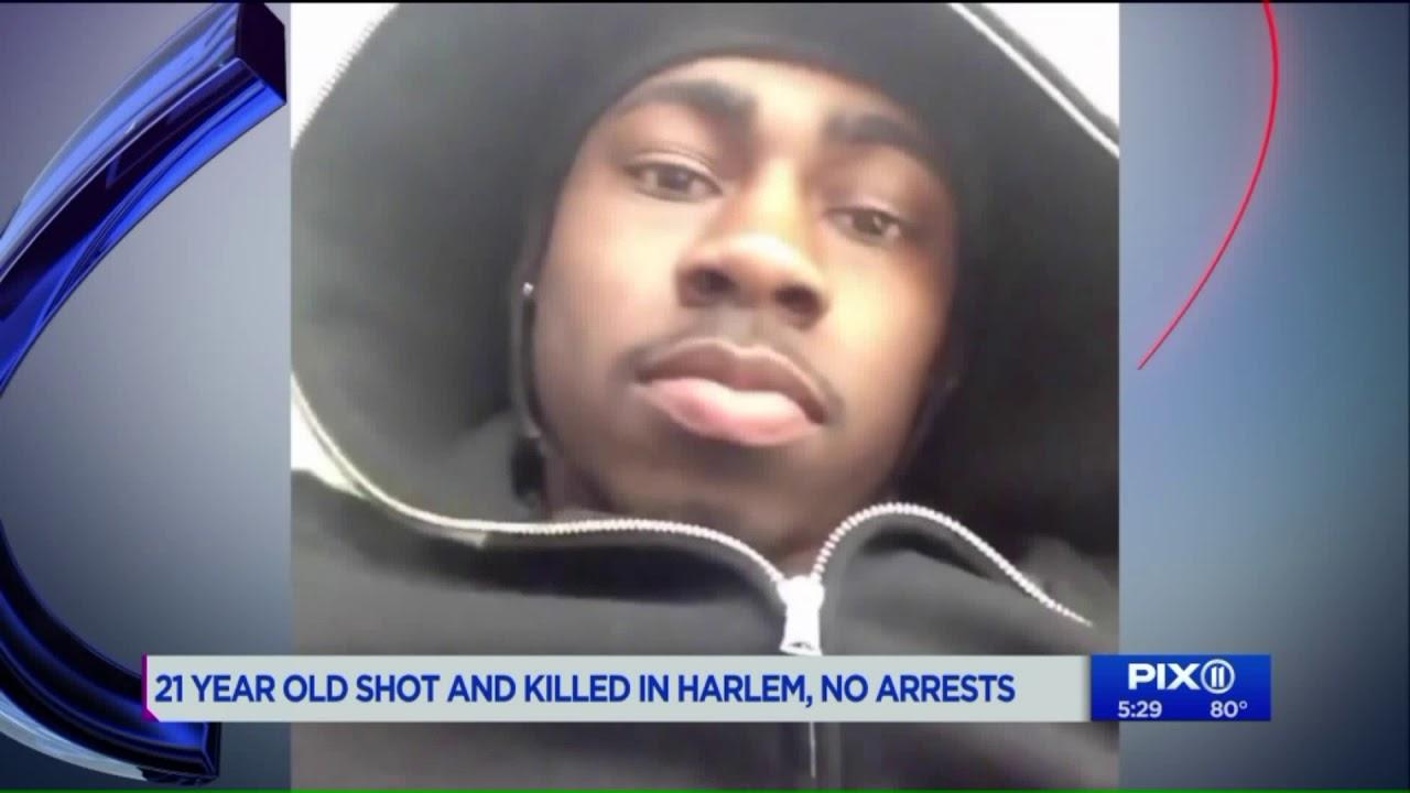 21-year-old man fatally shot in Harlem