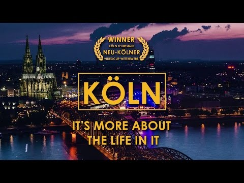Köln - It's more about the life in it