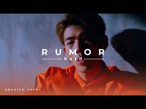 K.A.R.D || Rumor || Spanish cover by V. Alex & Ana González
