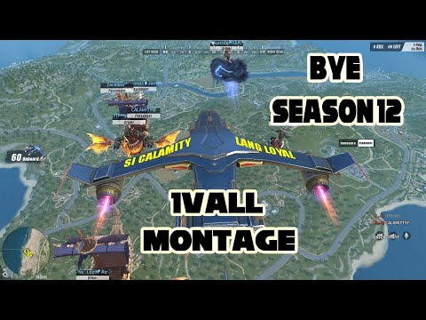 1 V ALL Montage Kill Compilation - Goodbye Season 12! Rules Of Survival Gameplay Comp (ROS GAMEPLAY)