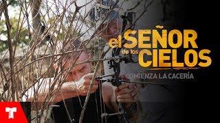 El Señor de los Cielos 5 | Detrás de cámaras: Aurelio Casillas se enfrenta al jaguar | Telemundo